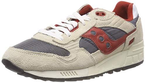 best website 32afe 986a3 Saucony Shadow 5000 Vintage, Zapatillas de Cross para Hombre, Blanco (Off  White