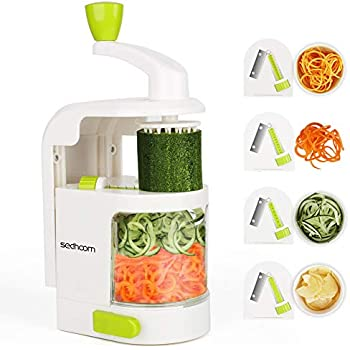 Cuisique Spiralizer The Premium Easy To Use Healthy