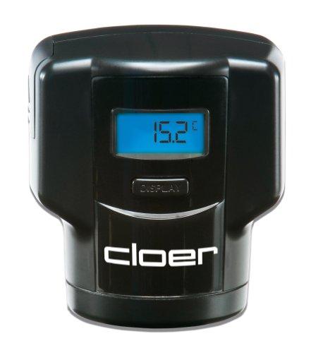 cloer 9870 Elektrischer Vakuum Weinflaschenverschluss