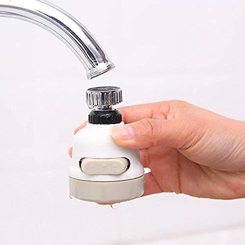 ish_foob Ish_foob Wassersparer für Wasserhahn, 360 Grad drehbar
