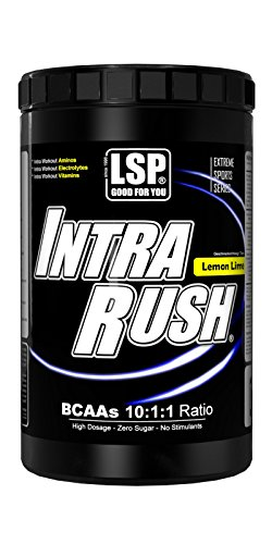 LSP INTRA WORKOUT SHAKE INTRA RUSH® Lemon Lime 1.000g