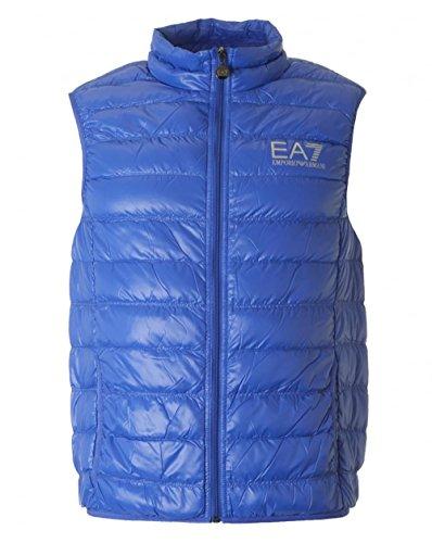 Sans Ea7 Doudoune Manches Pn29z Emporio Armani Royal Roi 8npq01 Bleu Etqatrwx
