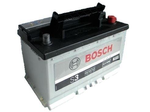 Preisvergleich Produktbild Autobatterien BOSCH 56AH - Spunto 480A - mm. 242x175xH190