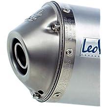 Escape LeoVince X3 Slip-on Acero Inoxidable/aluminio Kawasaki KLR 650 ...