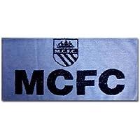Man City Bar Towel by Manchester City F.C.