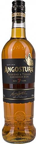Angostura 7 Jahre Dark Rum Rum (1 x 0.7 l)
