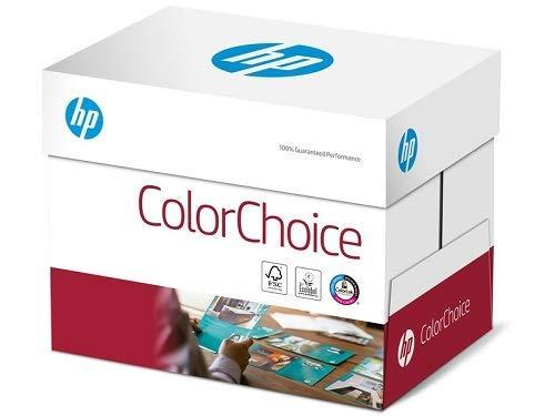 Hewlett-Packard CHP 755 Color-Choice Drucker-/Laserpapier 200g DIN-A4, 1.000 Blatt, weiß, extraglatt, 4 Pack = 1 Karton