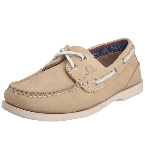 Chatham Marine Pacific Lady G2 Rose Sailing, Chaussures voile femme Pierre claire