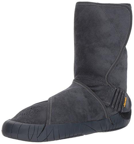 Vibram FiveFingers Unisex-Erwachsene Mid-Boot Eastern Traveler Klassische Stiefel, Grau (Grey Grey), 44/45 EU