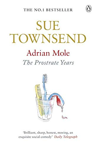 Adrian Mole: The Prostrate Years Cover Image