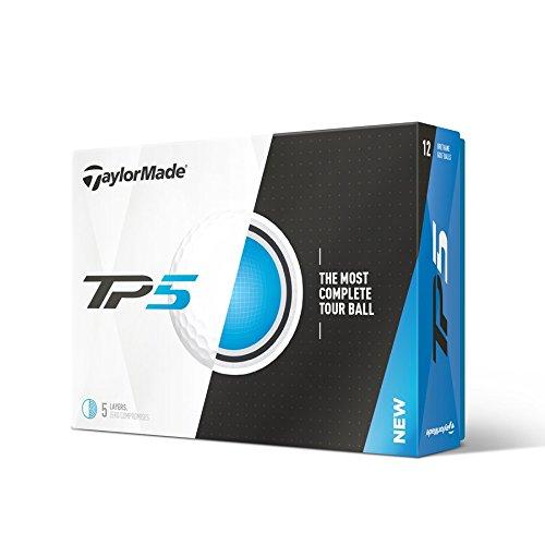 taylormade-tp5-palle-da-golf-1-dozen-bianco