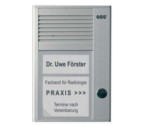Preisvergleich Produktbild Auerswald TFS-Dialog 101 Sicherheitszugangskontrollsystem - Sicherheitszugangskontrollsysteme (360 g, 75 mA, 104 x 16 x 153 mm)