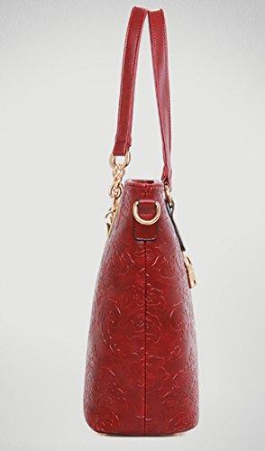 Keshi Pu Niedlich Damen Handtaschen, Hobo-Bags, Schultertaschen, Beutel, Beuteltaschen, Trend-Bags, Velours, Veloursleder, Wildleder, Tasche Light Braun