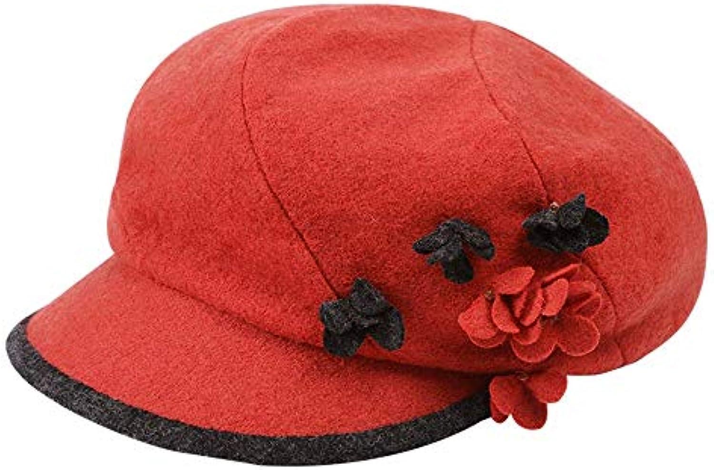 LIUXINDA-ZZM Cappello Berretto da da Berretto Donna in Lana e Cappello  Berretto Invernale 2e74f0412ce4