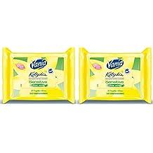 Vania - Kotydia íntima toallitas aloe, pack 2 (2x20 unidades)