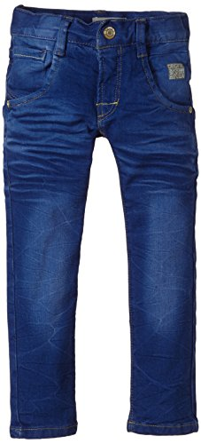 NAME IT Jungen Jeanshose GO KIDS DNM SLIM/XSL PANT NOOS, Gr. 158, Blau (Light Blue Denim)