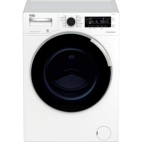 Beko WY124PT44MW 12kg 1400rpm Freestanding Washing Machine - White