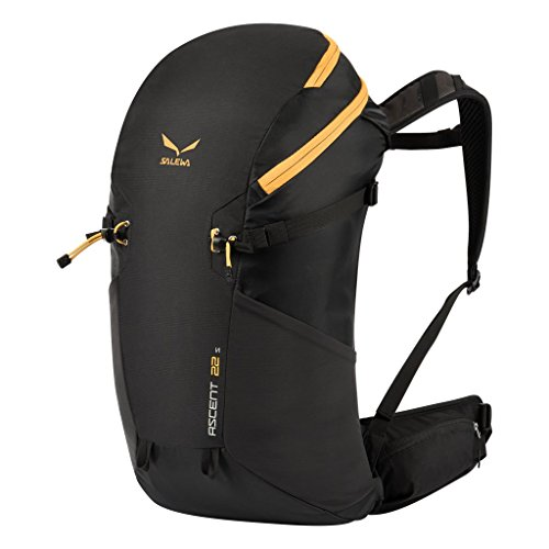 Salewa Unisex Ascent Rucksack Black