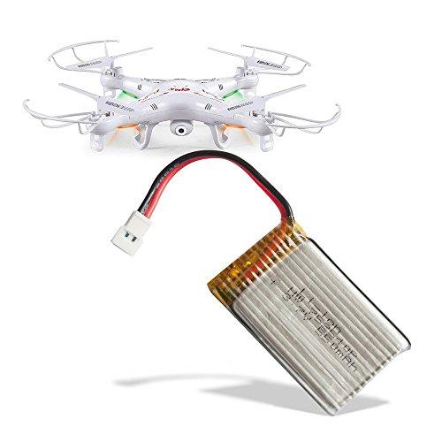 Ersatzakku für SYMA X5 ( C ) Quadrocopter Drohne 500mA