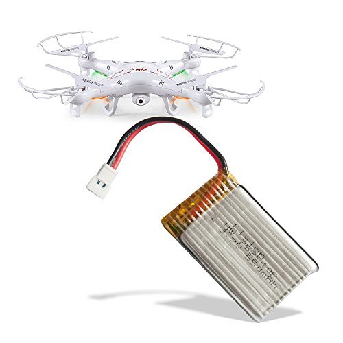 SYMA Ersatzakku X5 ( C ) Quadrocopter Drohne 500mA