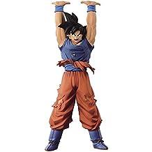 Funko - Figurine DBZ SCultures - Son Goku Genkitama 19cm - 3296580343218