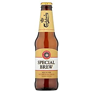 Carlsberg Special Brew Strong Lager (24 x 275ml Bottles)