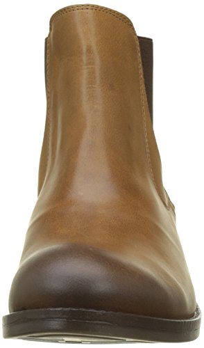 Fly London Alls076fly, Stivali Chelsea Donna Marrone (Camel/chocolate)