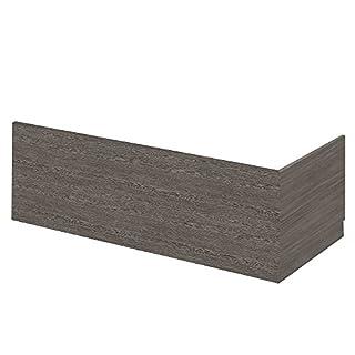 Premier MPD505 Athena Bath Panels, Grey Avola, 1700 mm
