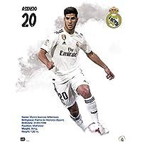 Grupo Erik Erik Editores Mini Poster Real Madrid 2018/2019 Asensio, 40x50 cm