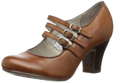 Hush Puppies - Chaussures Pour Femmes Lonna Mary Jane, Marron (marron (tan Tan))