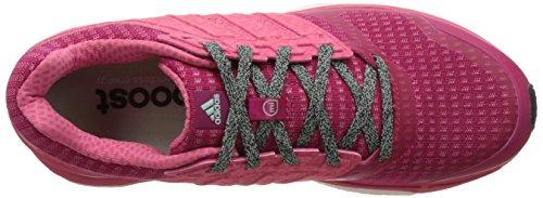adidas Supernova Sequence 8, Scarpe da Corsa Donna Bold Pink/Super Pink F15/Frozen Green F15