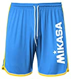 Mikasa Short Beach Volley Uomo MT5001 (V22 - Ortensia/ocra, M)