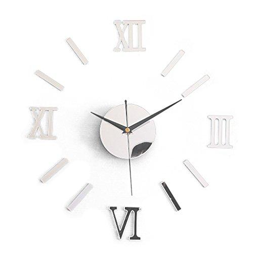 pegatinas de relojs de pared sodialr pegatinas de relojs grandes de pared