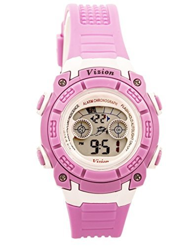 Vizion 8017B-4  Digital Watch For Kids