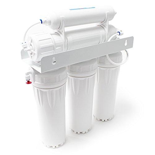Naturewater 5 stufige Ultrafilter Anlage 2000L / Tag Wasserfilter Entmineralisierung -