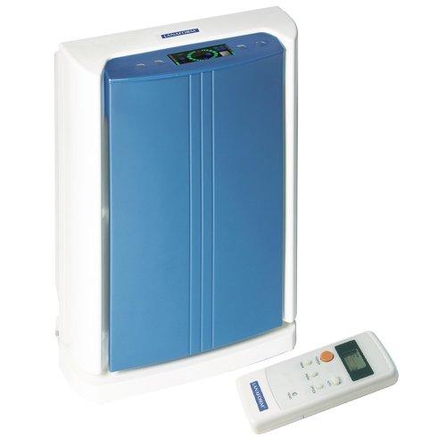 LANAFORM Full Tech - Purificador de aire (Azul, Color blanco, LCD, 220-240 V)