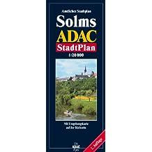ADAC Stadtpläne, Solms, Präsentplan