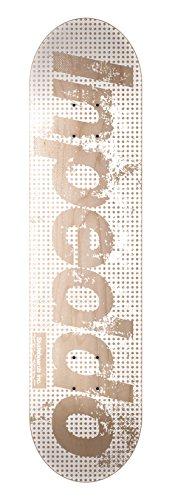 "Inpeddo Skateboard Deck Dots Logo 7.875\"" Wood"