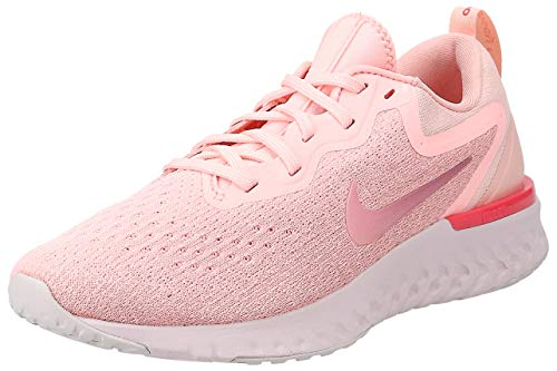 Nike Wmns Legend React, Zapatillas de Running para Mujer, Rosa (Rust Pink/Pink Tint/Smokey MAU 602), 40 EU