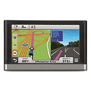 Beste Navigationssysteme: Garmin nüvi 2577LT