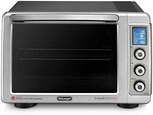 Delonghi DO32852 Sforna Tutto Maxi Mini Oven - Silver & Black