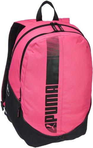 Puma Rucksack Pioneer Backpack 071555-04, fuchsia rose-black, One size, 25.0 l