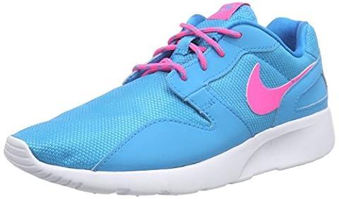 Nike Kaishi (GS), Mädchen Laufschuhe, Türkis (Blue Lagoon/Pink Pow/White), 36 EU