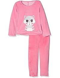 Lina Pink Bf.Castor.Pyv.Mz, Ensemble de Pyjama Fille