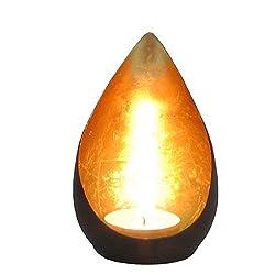 Goldlicht Flame, ca. 11 cm