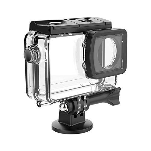SturdCelle SJCAM SJ8 Pro Sport-Action-Kamera 2,33 Zoll Weitwinkel 170 Grad DV, Elfenbein - Wifi Sjcam 4000