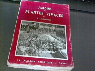 Jardins de plantes vivaces.
