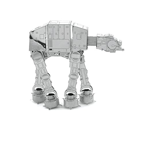 Metal Earth Fascinations Star Wars AT-AT 3D Metall Puzzle, Konstruktionsspielzeug, Lasergeschnittenes Modell