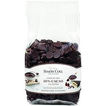 Simón Coll - Gotas de chocolate 50% cacao - 500 ...
