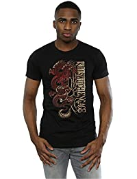 Killswitch Engage Men's Red Dragon T-Shirt